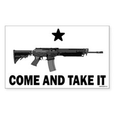 Come & Take It (3) Decal