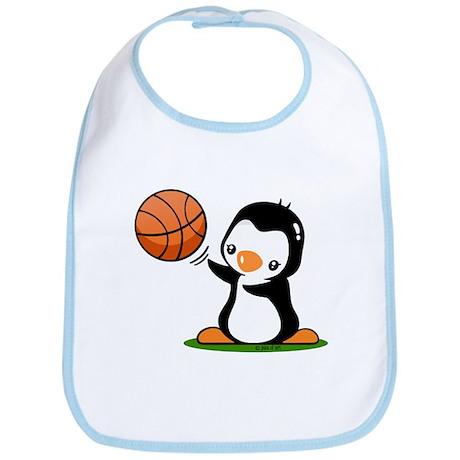 I Like Basketball Bib