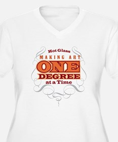 Funny Art glass T-Shirt