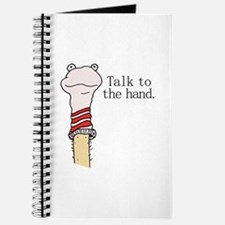 Talk to the Hand Journal