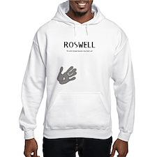 Roswell Logo Merchandise Hoodie