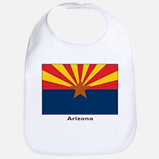 Arizona State Flag Bib