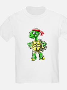 Ninja Turtle Tortoise T-Shirt