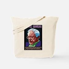Bernie Sanders -SSI Tote Bag
