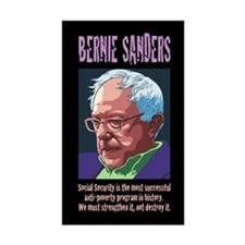 Bernie Sanders -SSI Decal
