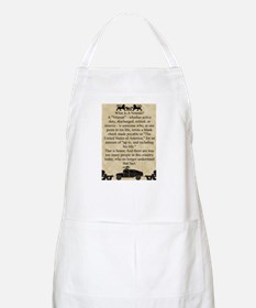 What is a Veteran Apron