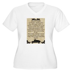 What is a Veteran T-Shirt