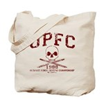 Ultimate Pencil Fighting Championship Tote Bag