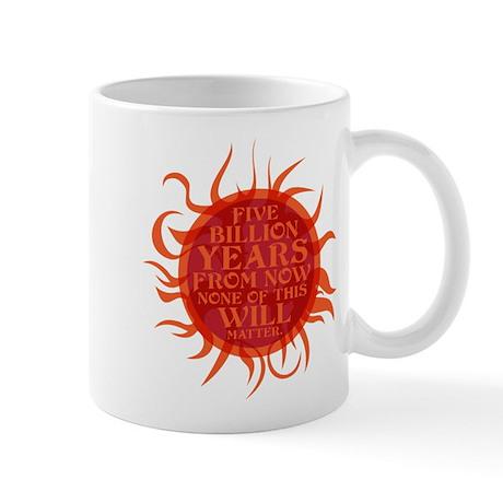 Red Giant Mug