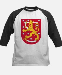 Finland Coat of Arms Tee