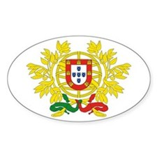 Portugal Coat of Arms Decal