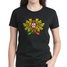 Portugal Coat of Arms (Front) Tee