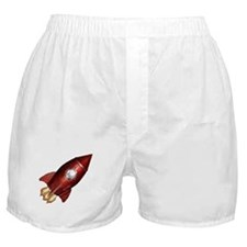 Lucky Rocketship Boxer Shorts