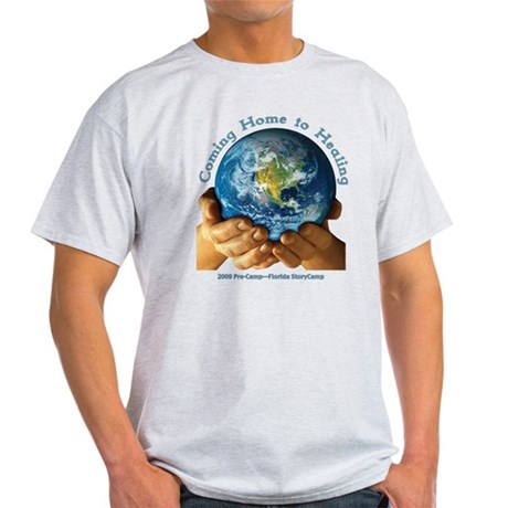 Coming Home to Hearling Light T-Shirt