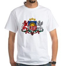 Latvia Coat of Arms Shirt