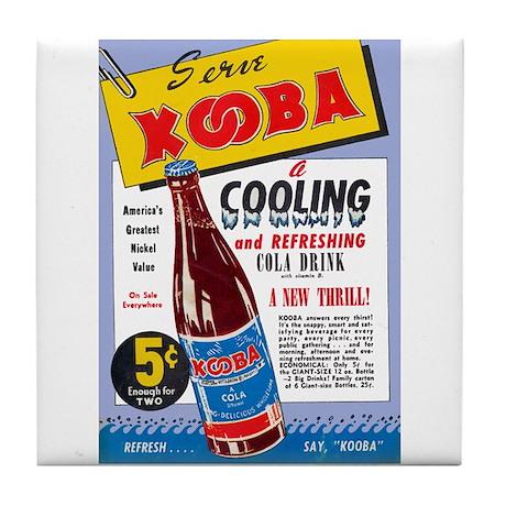 $9.99 Serve KoobaCola! Mug Coaster