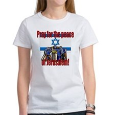 Peace of Jerusalem! Tee