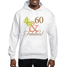 60 & Fabulous (Autumn) Hoodie