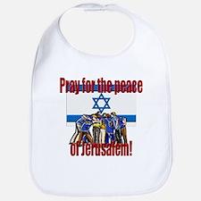 Peace of Jerusalem! Bib