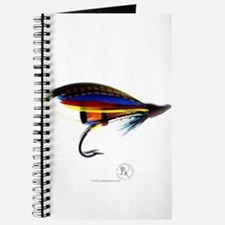 Silver Doctor Salmon Fly Journal