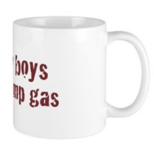Jersey Boys Don't Pump Gas Mug