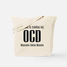Twilight OCD Tote Bag