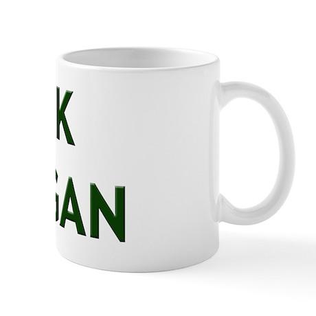 MF-green-front Mugs