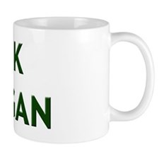MF-green-front Mugs