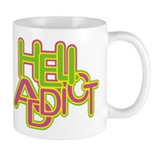 Heli Addict Small Mug