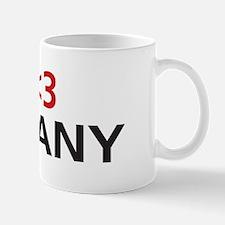 I <3 Botany Mug