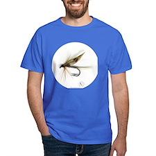 Cummins Wet Fly (March Brown) T-Shirt