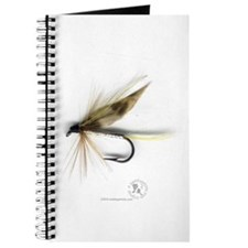 Cummins Wet Fly (March Brown) Journal