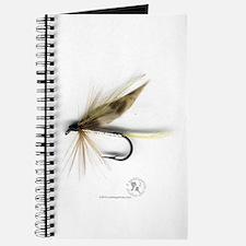 Cummins Wet Fly (March Brown) Journal