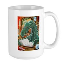 Dragon Art Mug