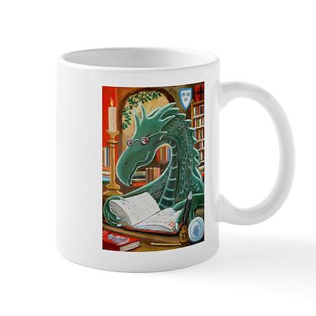 Dragon Art Mug
