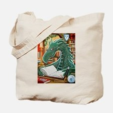 Dragon Art Tote Bag