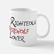 Self Righteous Werewolf Lover Mug