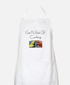 Get My Rocks Off... BBQ Apron