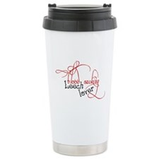 Blood sucking leech lover Travel Mug