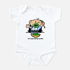 Easy Being Green Infant Bodysuit