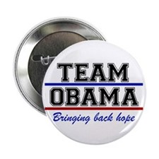 "Team Obama 2.25"" Button"