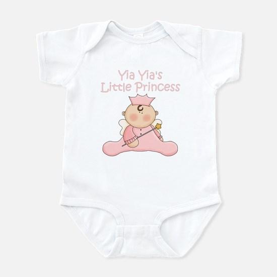 Yia Yia's Princess (Baby) Infant Bodysuit