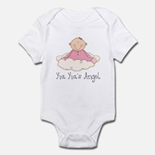 Yia Yia's Angel (Baby Girl) Infant Bodysuit