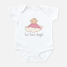 Yia Yia's Angel (Baby Girl) Onesie