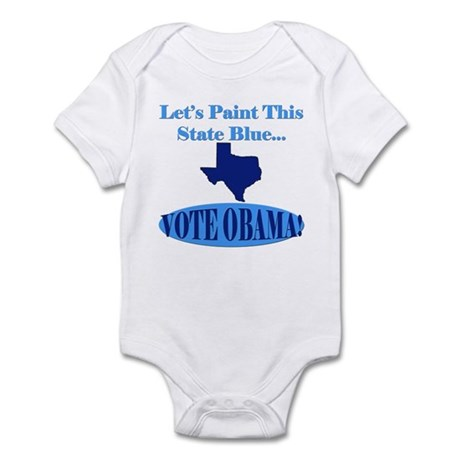Democratic Texans Infant Bodysuit