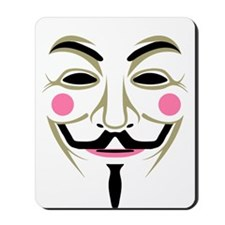 Guy Fawkes Mousepad