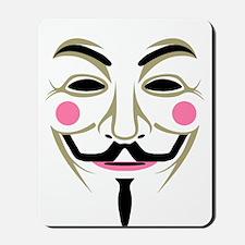 Guy Fawkes Mousepad