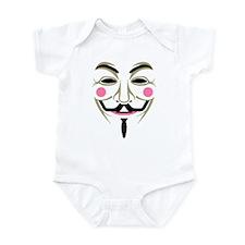Guy Fawkes Infant Bodysuit
