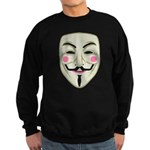 Guy Fawkes Sweatshirt (dark)