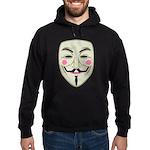 Guy Fawkes Hoodie (dark)